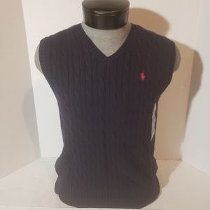 NWT Boy's Ralph Lauren Polo Cable-knit sweater